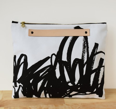 Such Sweet Tierney Tangled Oversized Clutch