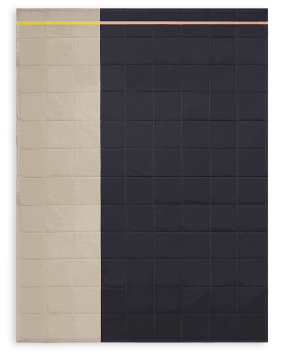 Louise Gray Quilt No.6