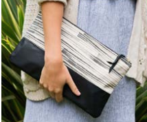 Anna Joyce Horizon Clutch