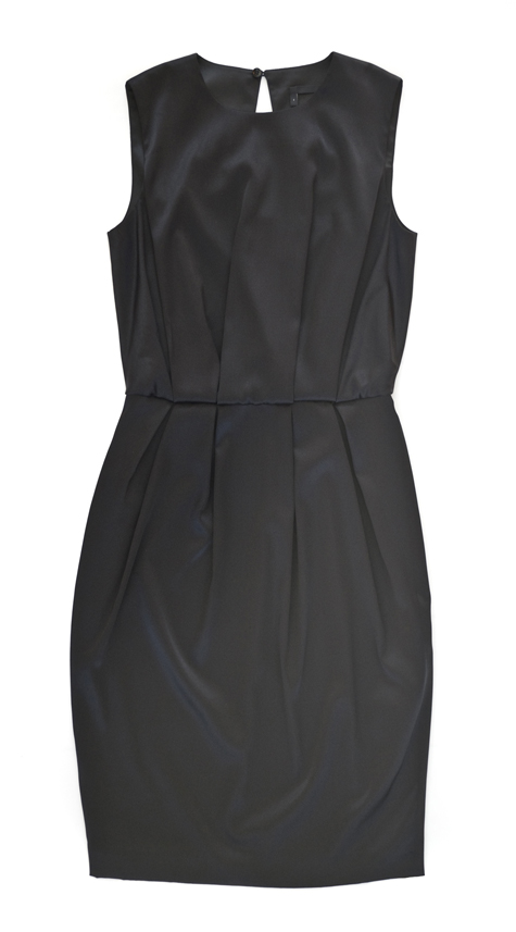 Acholi Dress (Black)