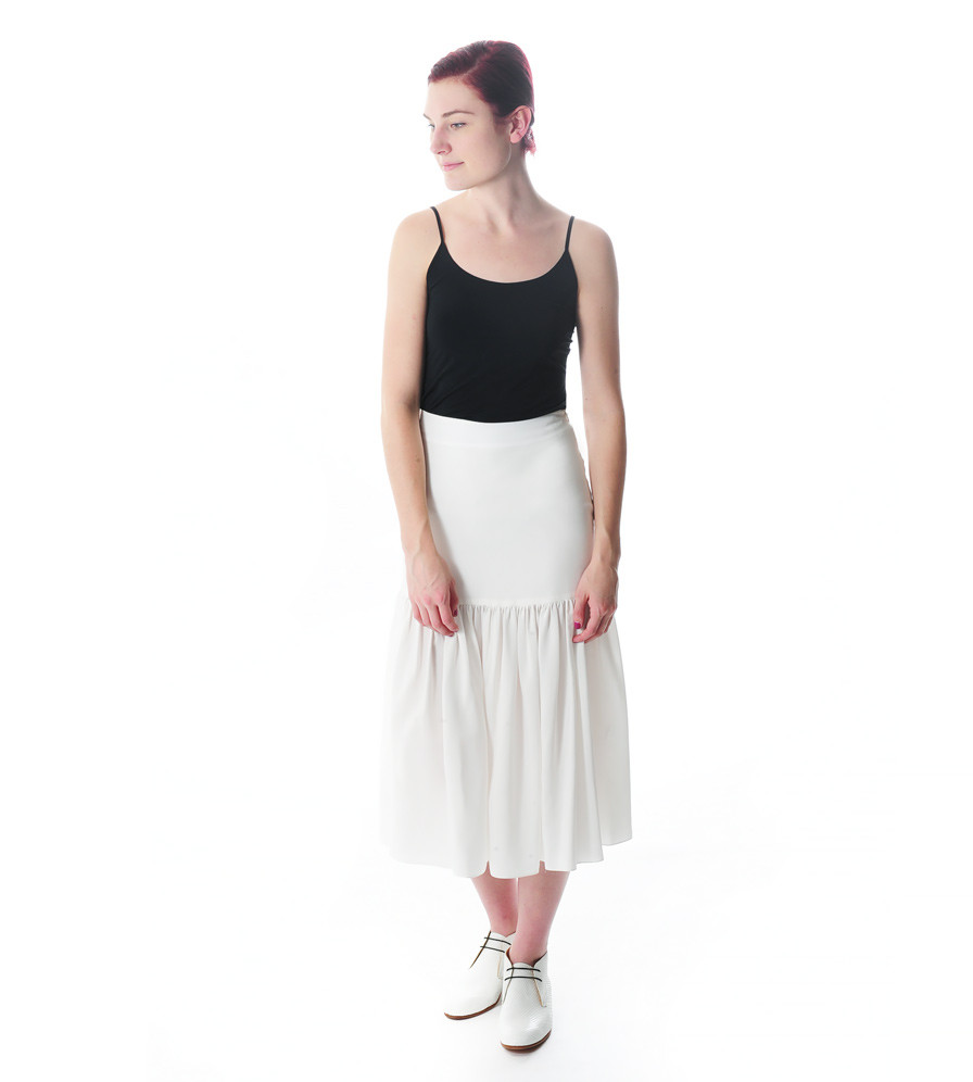 Silk Tulip Skirt 27