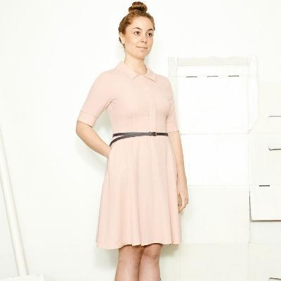 Atelier b. Rose dress