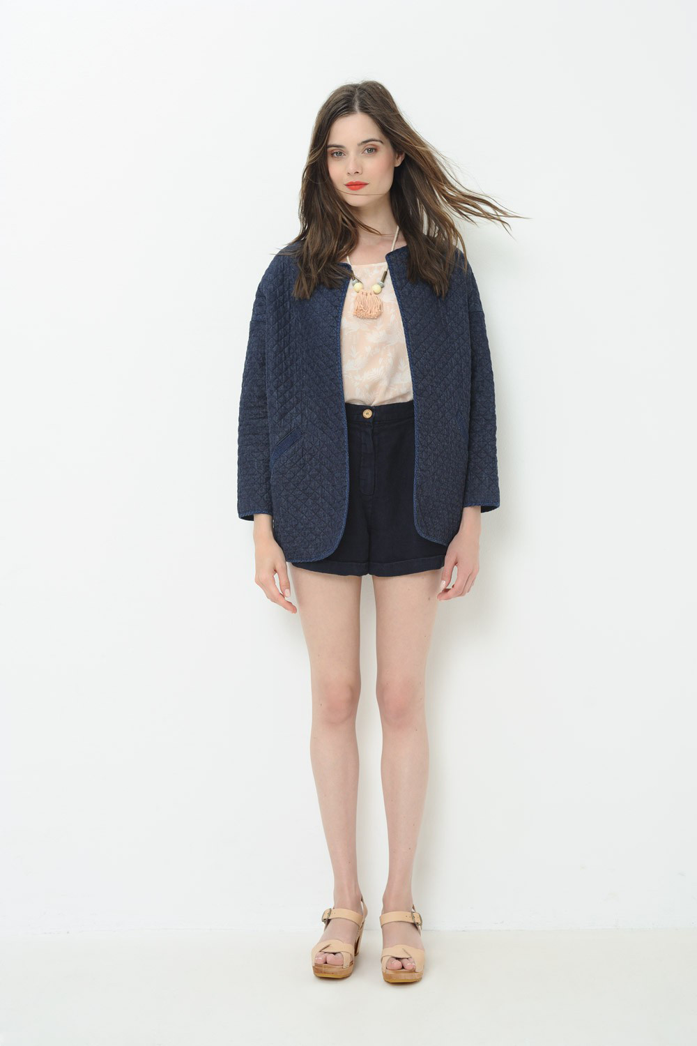 Des Petits Hauts Olgory Jacket From Violet Garmentory