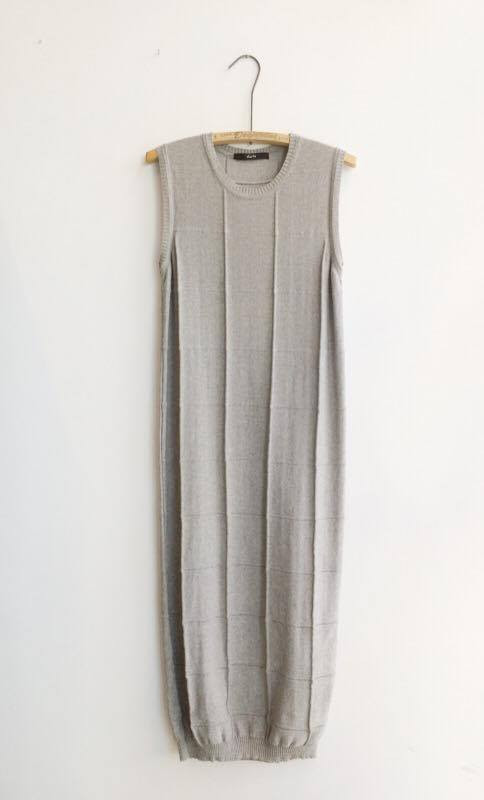 DIARTE LEAL DRESS – GREY