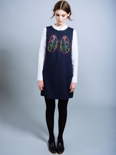 RACHEL ANTONOFF Larry's Lung Dress
