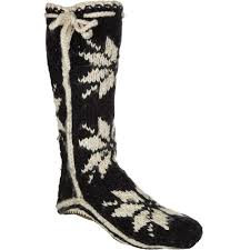 Woolrich Footwear Chalet Sock