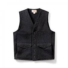 Cruiser Vest - Mackinaw Wool
