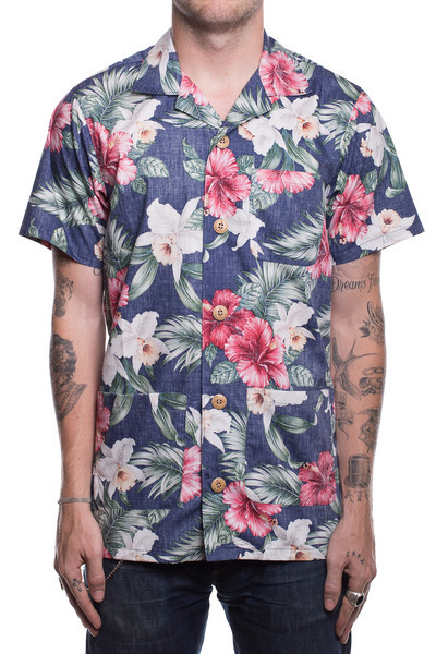 Knickerbocker Panama Shirt