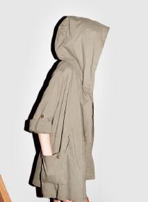 Lightweight Hooded Parka