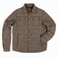 Men's Duckworth Woolcloud Snap Shirt