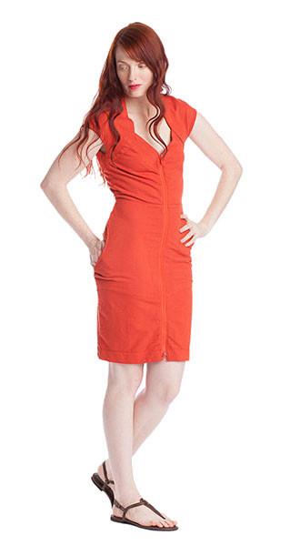 Prairie Underground Go Ask Alice Dress