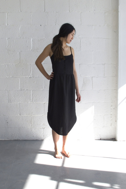 Ursa Minor Cate Dress Black