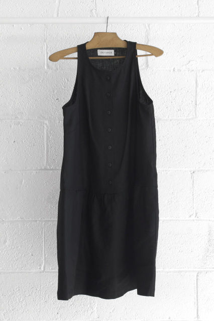 Ursa Minor Clare Dress Black