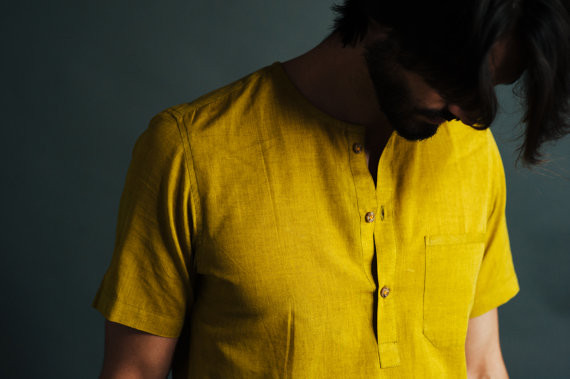 Men's Malibagh Popover Shirt