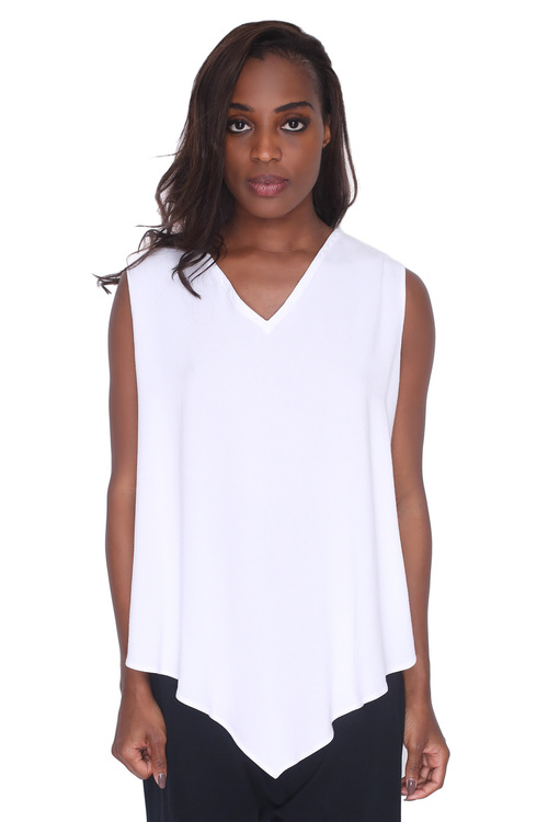 Tienda Ho Monsoon Tank in White