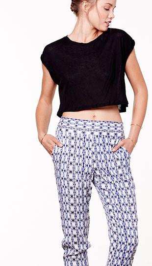 JACK Printed Pants