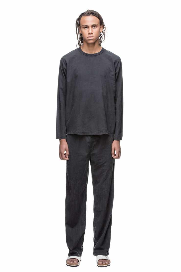 L S Ocean Men's Our Legacy Weaved LS Ocean Pigment from Leo Boutique | Garmentory
