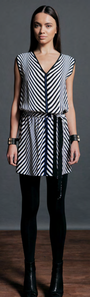 Karina Grimaldi Maddison Mini Dress