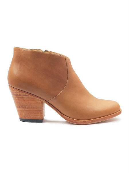 FORTRESS OF INCA Adriana Coco Ankle Boot