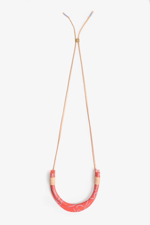 Blockhead Necklace