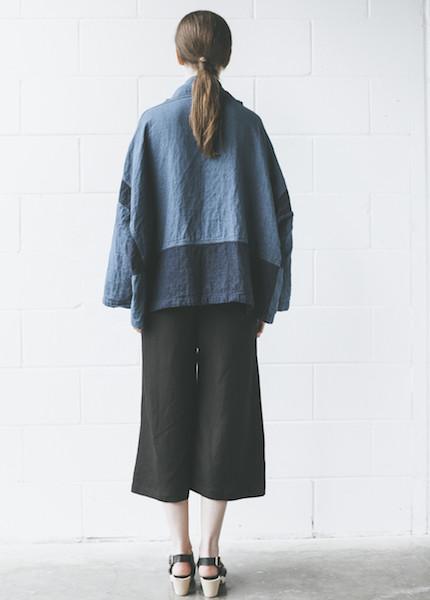 Atelier Delphine Kimono Jacket in Patchwork