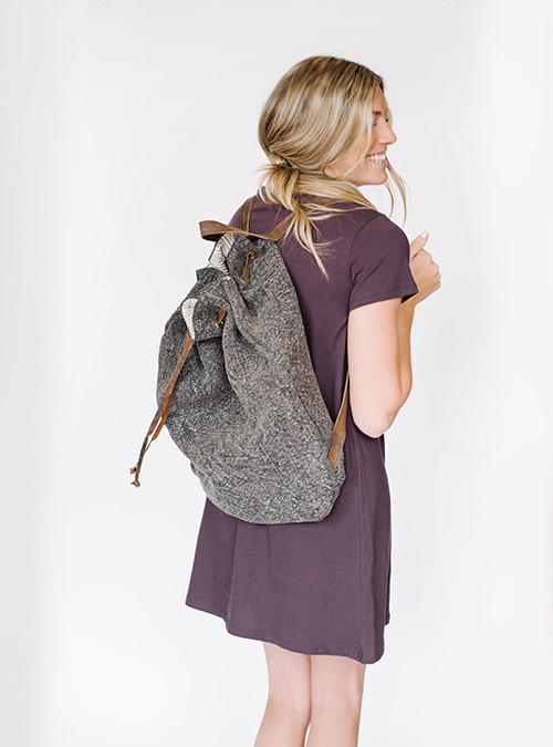 Sunday Supply Co. Linen Backpack