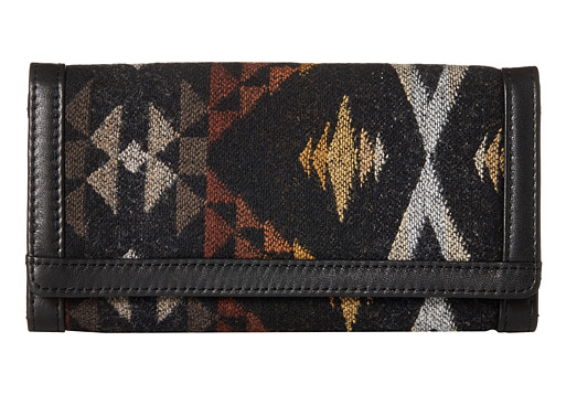 Pendleton Diamond River Checkbook Wallet