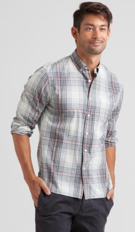 Men's life/after/denim Ginza Shirt