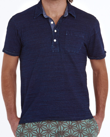 Faherty Jersey Beach Polo