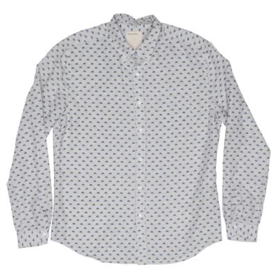 Men's life/after/denim Koi Shirt