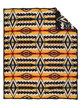 Pendleton Midnight Eyes Blanket
