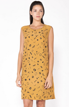 Make It Good Moves Shift Dress
