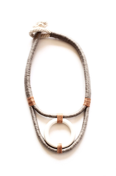 Gamma Folk No.24 Necklace