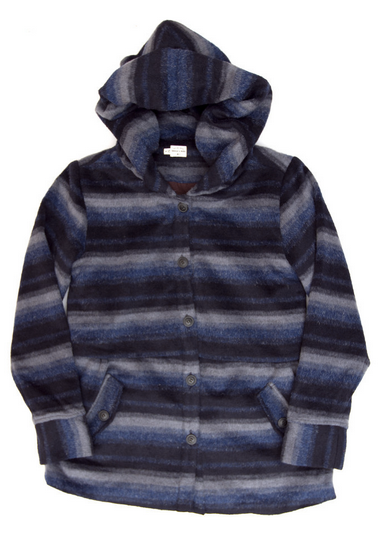 Bridge & Burn Somerset Blue Stripe Jacket