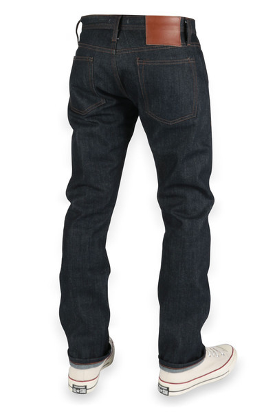 Men's Unbranded Tapered Fit Indigo Slevedge