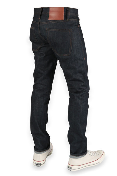 Men's Unbranded Tight Fit Indigo Slevedge