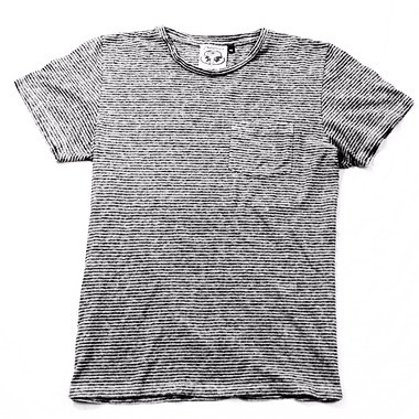 Men's Jungmaven Yarn Dyed Pocket Tee