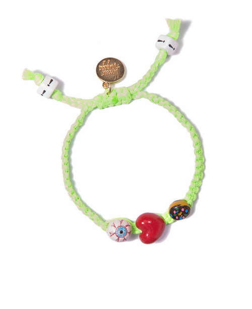 Venessa Arizaga I Love Donuts Friendship Bracelet