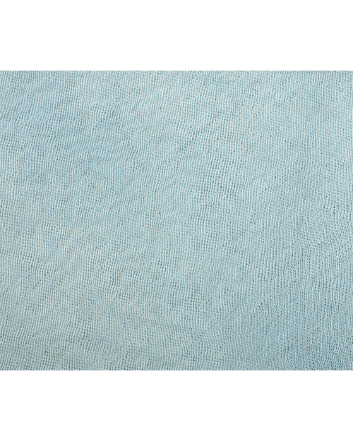 Grisal Le Tee 100% Cotton Scarf in Misty Aqua