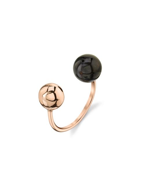 Gabriela Artigas Orbit Ring in Gold