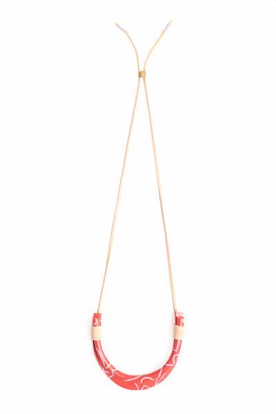 Dusen Dusen Blockhead Necklace
