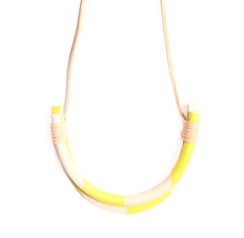 Dusen Dusen Stripe Necklace