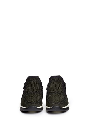 Ash Studio mix knit sneakers