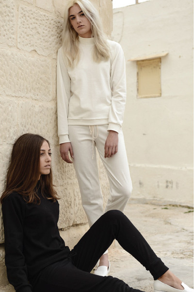 Signe Organic Cotton Sweat Pants