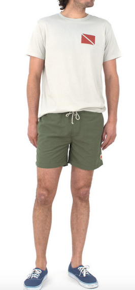 Men's Mollusk Vacation Trunks