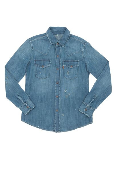LVC Denim Western Shirt