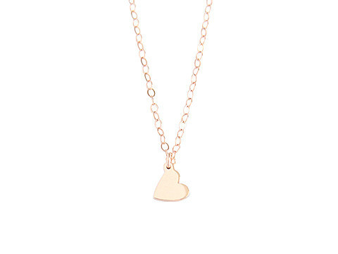 Seoul Little Heart Necklace