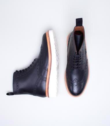 Men's Grenson Fred-Vibram Boots