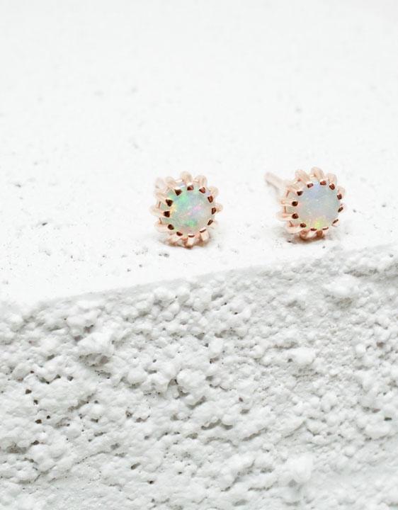 Winden Opal  Jane Studs