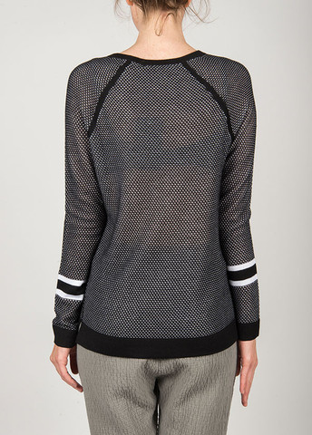 RAG & BONE - MARTINA STRIPED PULLOVER